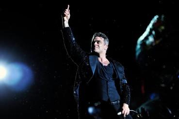 Zagreb, 13.08.2013 - Robbie Williams na maksimirskom stadionu